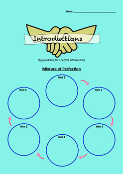 Procedural Writing - Introductions