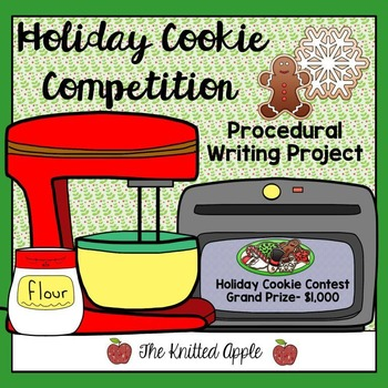 Procedural Writing Project {Holiday Theme}