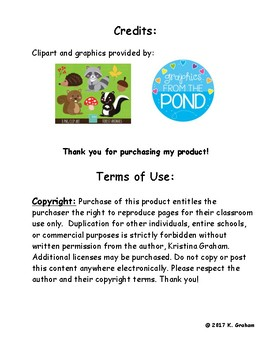 Procedural Writing Template With Editing Checklist