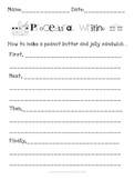Procedural writing how to