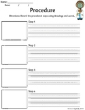 Procedure Graphic Organizer