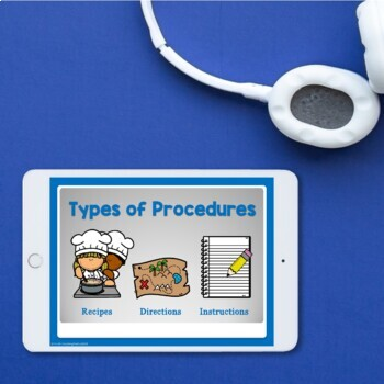 Procedure Writing PowerPoint