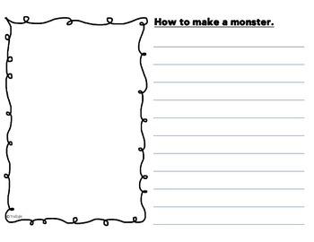 Procedure Writing Practice