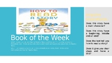 Procedure vs Narrative Book of the Week - How to Read a Story