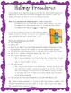 Procedures and Tips -- A Classroom Management Guide