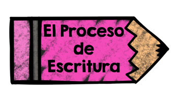 Proceso de escritura y metas de escritura (Writing Process and Writing Goals)