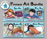 Process Art Bundle - Animated Step-by-Steps® - SymbolStix