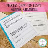 Process (How-to) Essay Graphic Organizer