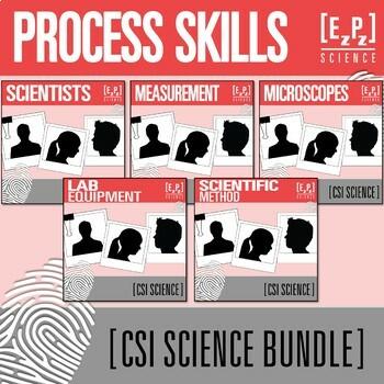 Process Skills CSI Science Bundle