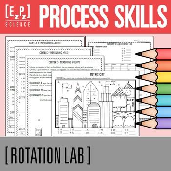 Science Process Skills Rotation Lab