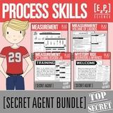 Process Skills Secret Agent Science Bundle