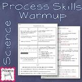 Process Skills Warmup (Bell Ringers)
