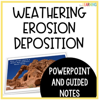 Earth Science: Weathering and Erosion Lesson