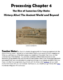 Processing 4 History Alive! The Ancient World: Geography of Ancient Sumer
