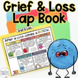 Grief & Loss, Death of a Loved One Printable Lap Book