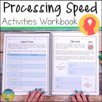 Processing Speed Workbook