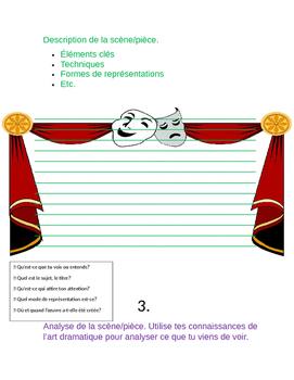 Processus d'analyse critique (fiche reproductible pour activité ou évaluation)