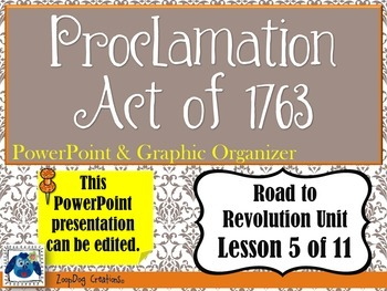 Proclamation Act of 1763
