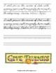 Proclamations of Thanksgiving Copywork Volume 1