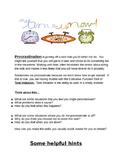 Procrastination/Task Initiation Lesson