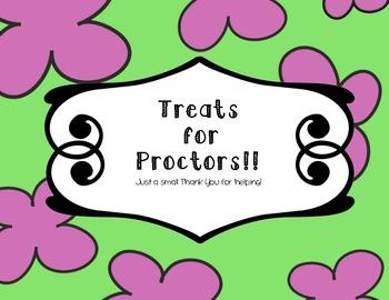 Proctor Treats!