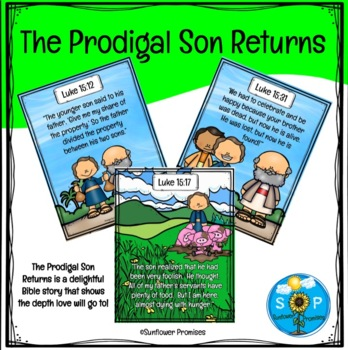 Prodigal Son Scripture Set