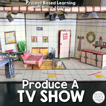 Produce A TV Show, A Project Based Learning Activity (PBL)