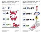 "Produce Consonant Blend ""Cr"": Lesson 7, Book 1 (Newitt Gra"