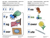 "Produce Consonant Blends ""Fl"" and ""Fr"": Lesson 9, Book 1 (Newitt Grade 1)"