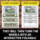 Producer, Consumer, Decomposer {Ecology Vocabulary Foldable} - Frayer Model