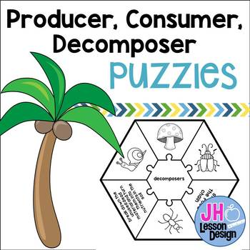 Producer Consumer Decomposer Sorting Puzzles