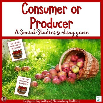 Producer or Consumer?