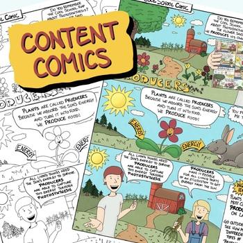 Producers Comic