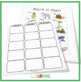 Producers, Consumers, and Decomposers SORT Activity