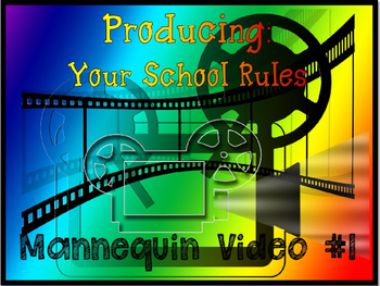 Producing Your School Rules with the Mannequin Challenge #1