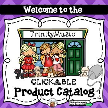 Product Catalog (TrinityMusic)