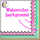 Product Cover Templates   Watercolor Bolds   Scallop Open