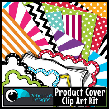 Clip Art Kit (for Product Covers)