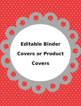 Product Covers