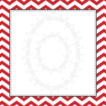 Product Covers for TPT Sellers, Chevron Brights - High Quality Vector Graphics