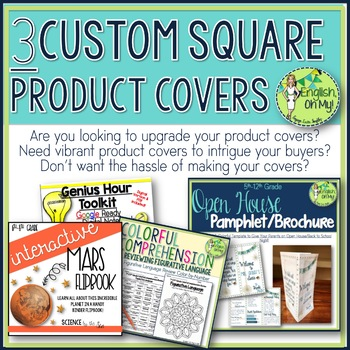 Product Covers-Design & Resize