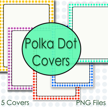 Product Covers for your TpT Products
