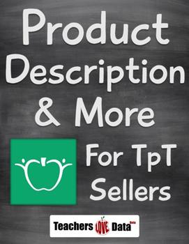 Product Description Guide