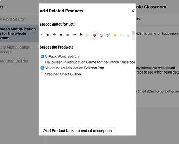 Product Description Editor Pro