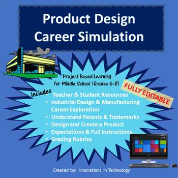 Product Designer / Industrial Designer Career Simulation (Manufacturing)