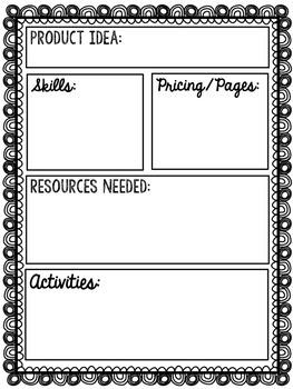 Product Idea Journal