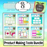 Product Making Tools Growing Bundle
