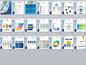 Product Marketing PPT Template