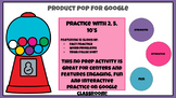 Product POP for Google