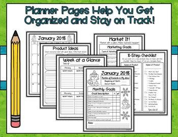 Product Planner - The 9 Step Process